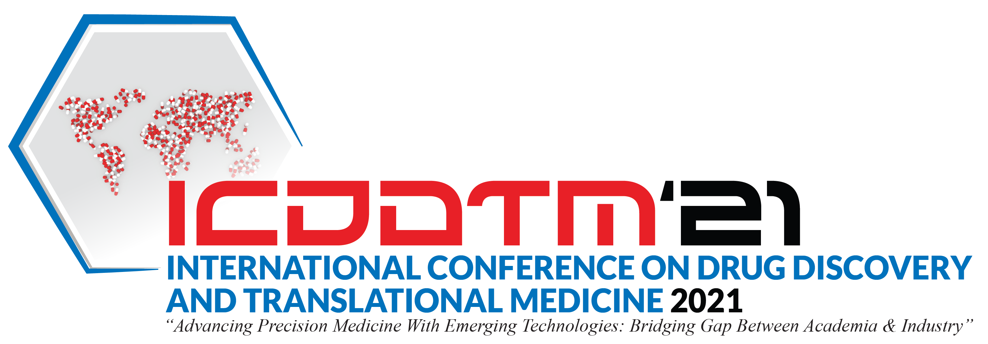 International Conference On Drug Discovery And Translational Medicine 2021 (ICDDTM21)